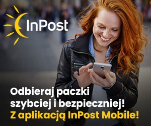 Aplikacja mobilna InPost Mobile