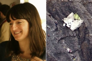 Polskie niemowlę i jego hiszpańska mama zginęli w katastrofie Germanwings