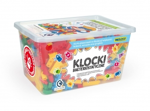 Antybakteryjne zabawki dla dzieci - nowość na Polskim rynku