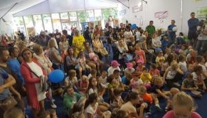 Strefa Dzieci 9 TAURON Festiwalu Biegowego ZAPRASZA. Szczegółowy plan atrakcji.