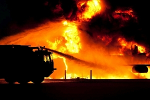 Groźny pożar! 12 dzieci rannych