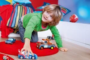 10 zasad - jak wybrać oświetlenie do pokoju dziecka