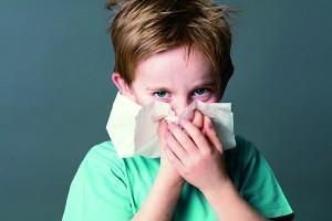 Alergia - wyzwanie dla starszaka