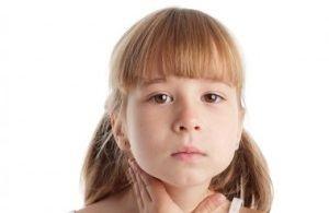 Angina u dzieci - objawy i leczenie
