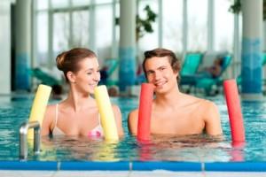 Aqua-aerobik - gimnastyka w wodzie