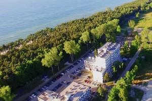 Blue Marine Mielno - ośrodek wyjątkowy pod każdym względem