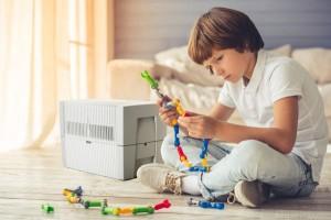 Centralne ogrzewanie i smog - jak ochronić dzieci?