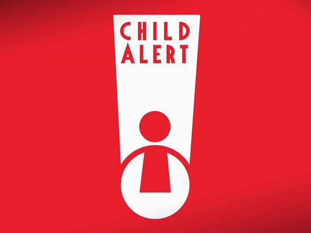 Alert o zaginięciu dziecka - Child Alert