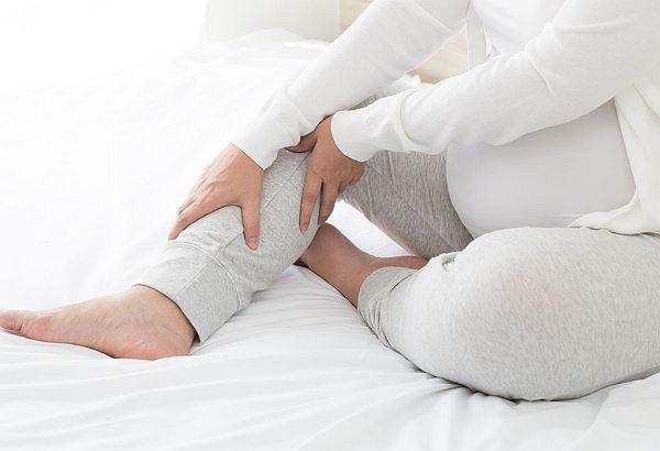 ćwiczenia w ciąży na bóle nóg