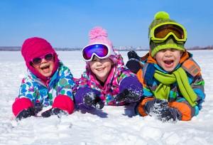 Czarna Góra - eldorado śnieżnych zabaw