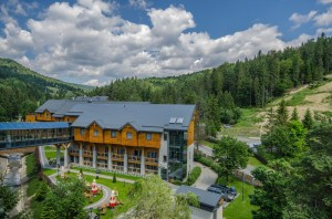 Czarny Potok Resort SPA w Krynicy