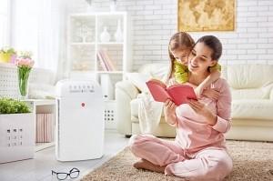 Domowy oczyszczacz powietrza, czyli jak zadbać o to, czym oddychają nasze dzieci?