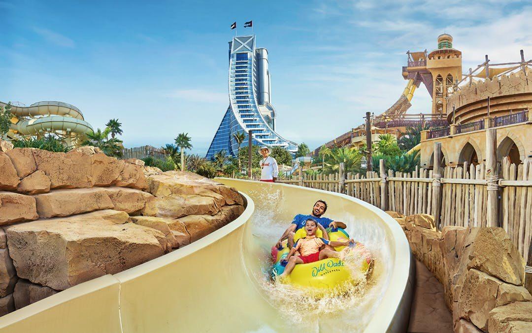 Park wodny w Dubaju