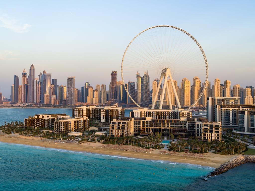 Ceasars Bluewaters Palace w Dubaju