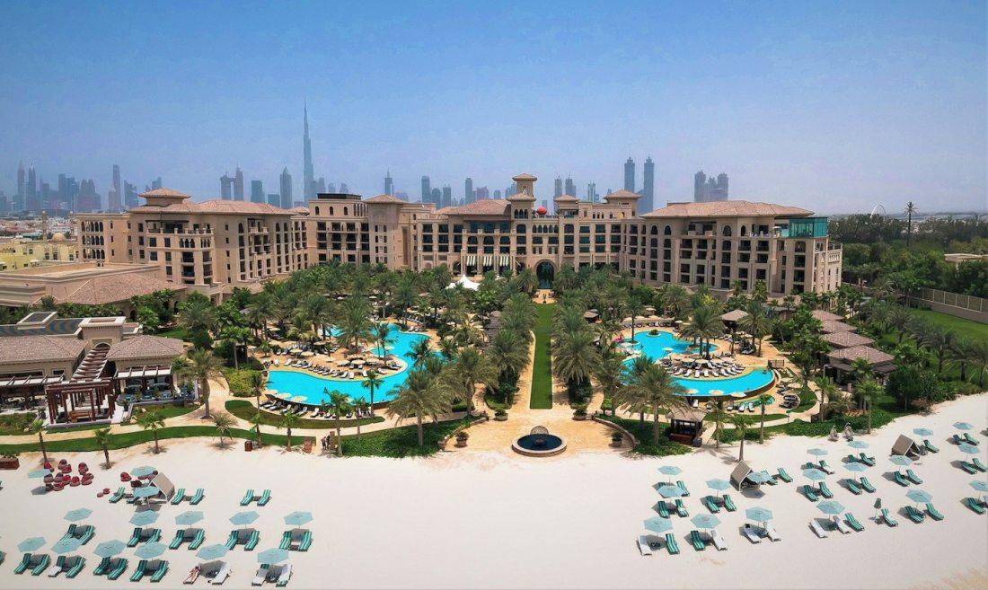 Jumeirah w Dubaju