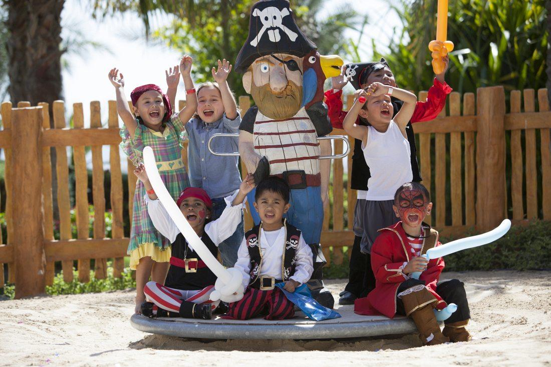 Klub dla dzieci w Dubaju
