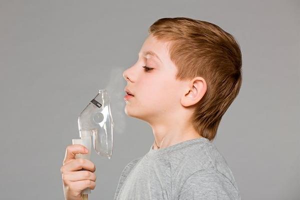 Inhalacje dziecko