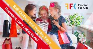 Fashion for Kids B2B - premierowe targi szyte na miarę branży