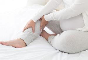 Gimnastyka w ciąży - ćwiczenie zapobiegające obrzękom nóg