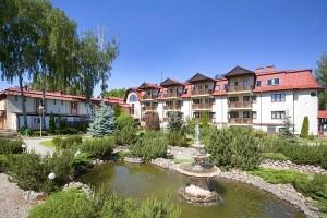 Hotel Anders - zielone wakacje na Mazurach