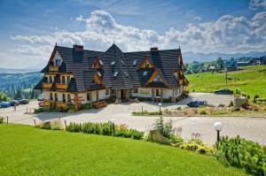 Hotel Redyk Ski&Relax - rodzinny obiekt w sercu Tatr