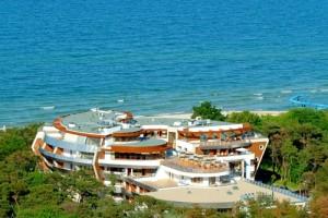 Hotel SPA & Family Dom Zdrojowy w Jastarni