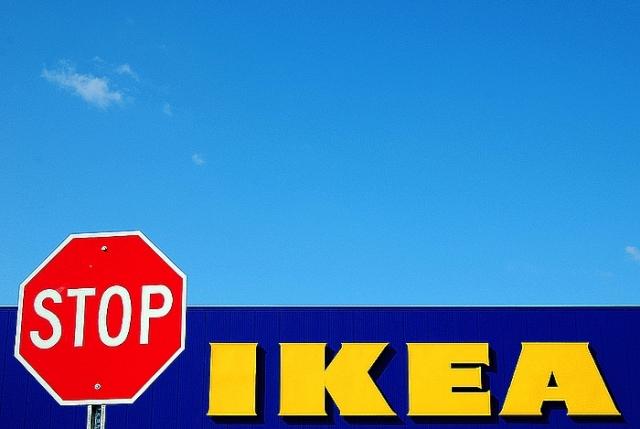 IKEA stop