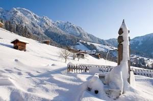 Jak u Pana Boga za piecem: zimowy urlop