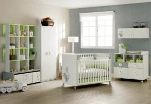 Jak umeblować pokój dla dziecka, czyli królestwo niemowlaka