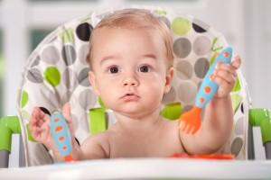Jak zapobiegać występowaniu alergii pokarmowej u niemowlaka?