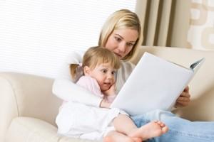 Jakie książki czytać dziecku