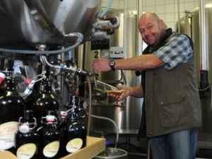 Jeden człowiek, dużo piwa: browar Kristall w Alpbach
