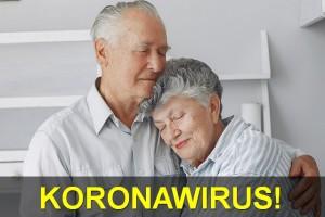 Koronawirus - jak uchronić babcię i dziadka