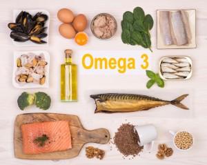 Kwasy Omega-3 w diecie dziecka