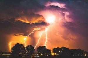 Mapa burzowa - gdzie jest burza?