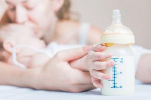 Mleko modyfikowane jako uzupełnienie posiłku w ciągu dnia
