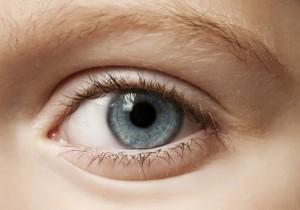Niedrożność dróg łzowych u dzieci