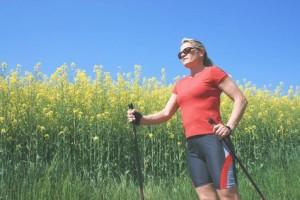 Nordic walking - jak chodzić