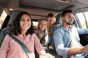 O czym pamiętać, wypożyczając samochód na podróż z dzieckiem?