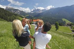 Odkryj dziecięcy raj w Południowym Tyrolu
