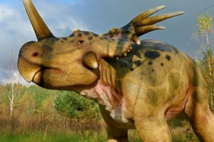 Park Dinozaurów Nowiny Wielkie
