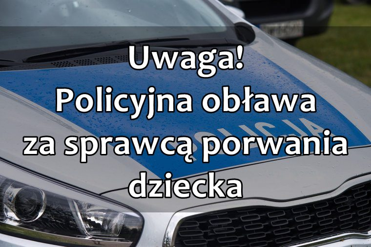 Obława policji