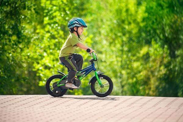 Rowerek 4-kołowy