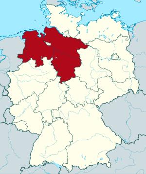 logo Dolna Saksonia