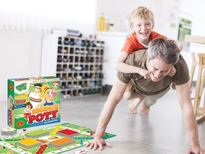 Siódme Poty - gra rodzinna na trudne czasy