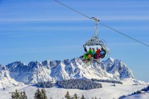 SkiWelt Wilder Kaiser-Brixental - białe szaleństwo w Austrii