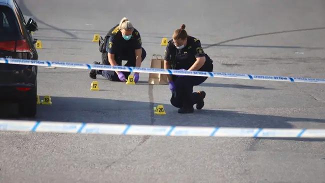 Dziewczynka zabita w Szwecji