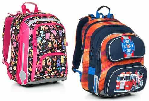 a461f60f3a595 Przy wyborze plecaka zaufaj ekspertom. Do nich należy firma Topgal, czyli  czeski producent plecaków szkolnych i młodzieżowych.