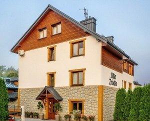 Villa Źródło - cudowne rodzinne SPA w Beskidach