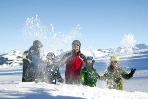W centrum wydarzeń: rozrywka na terenie narciarskim Ski Juwel